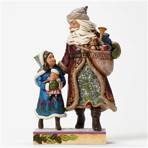 Christmas Figurines And Ornaments By Jim Shore And